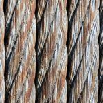 Informazioni sulla composizione e classificazione di funi e cavi metallici